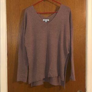 She + Sky Sweater
